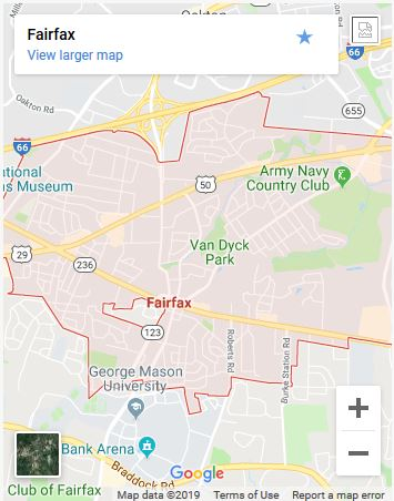 AC Replacement Fairfax