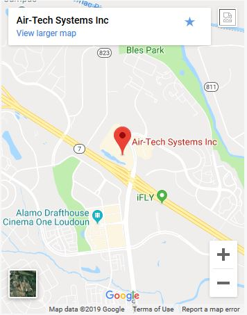 Air-tech Systems Inc Ashburn