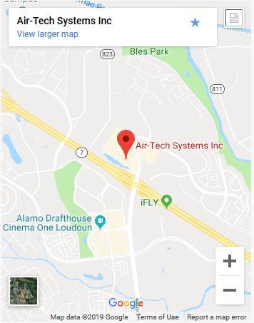 Air-tech Systems Inc Ashburn