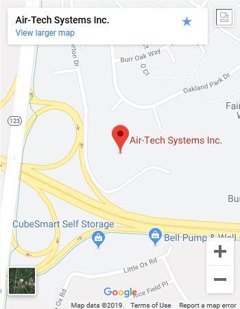 Air-tech Systems Inc Fairfax VA