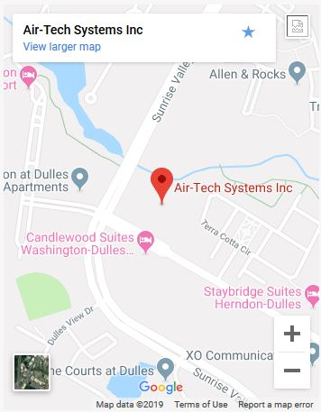 Air-tech Systems Inc Herndon VA